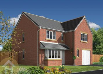 Thumbnail 4 bed detached house for sale in Woodshaw Meadows, Royal Wootton Bassett, Swindon