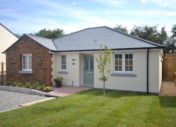 Thumbnail 3 bed detached bungalow for sale in Haye Road, Callington, Cornwall