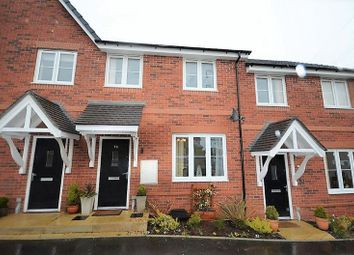 Thumbnail 3 bed terraced house for sale in 10 Fernilee Close, Stoke-On-Trent