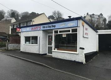 Thumbnail Restaurant/cafe for sale in Harts Fish And Chips, 31, Grove Road, St Austell, Cornwall