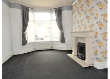 Thumbnail 4 bed terraced house for sale in Percy Street, Hartlepool