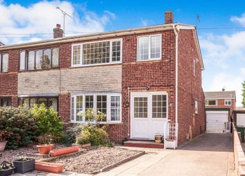 Thumbnail 3 bedroom semi-detached house for sale in Cobblers Lane, Pontefract
