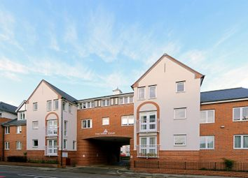 Thumbnail 2 bed flat for sale in Hazledine Court, Longden Coleham, Shrewsbury