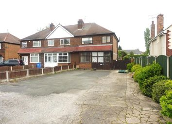 Thumbnail 3 bed semi-detached house for sale in Meadow Lane, Chaddesden, Derby