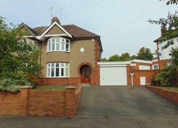 Thumbnail 3 bed semi-detached house to rent in Greenfield Avenue, Northampton