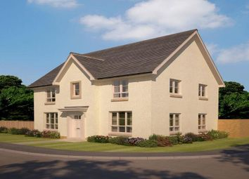 "Thumbnail 4 bed detached house for sale in ""Craigston"" at Mavor Avenue, East Kilbride, Glasgow"