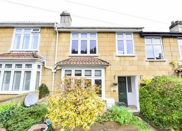 Thumbnail 3 bed terraced house for sale in Fairfield Park Road, Bath, Somerset