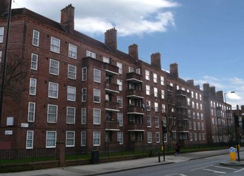 Thumbnail 1 bed flat for sale in Flat 35, Richborough House, Pembury Road, London