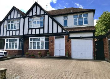 4 bed semi-detached house for sale in Pangbourne Drive, Stanmore HA7