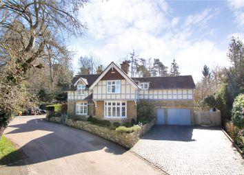 Wildernesse Avenue, Seal, Sevenoaks, Kent TN15. 4 bed detached house for sale