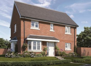 Thumbnail 3 bed link-detached house for sale in Hellingly Green, Hailsham, East Sussex