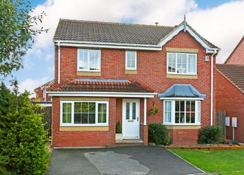 Thumbnail 5 bed detached house for sale in Sowood Grange, Ossett
