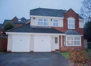Thumbnail 4 bed detached house for sale in Oak Leaf Drive, Moseley, Birmingham, West Midlands