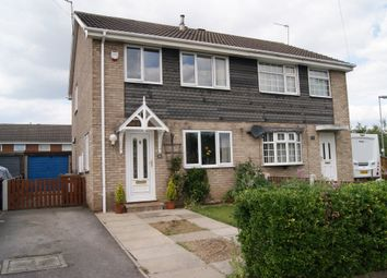 Thumbnail 3 bed semi-detached house to rent in Helston Road, Normanton