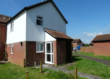 Thumbnail 2 bed semi-detached house to rent in Speedwell Drive, Christchurch, Dorset