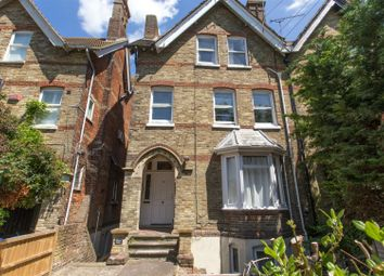 Thumbnail Flat to rent in The Drive, Old Dover Road, Canterbury