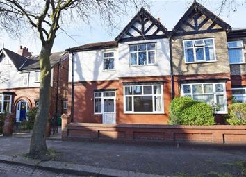 Thumbnail 4 bed semi-detached house for sale in Veronica Road, Didsbury, Manchester