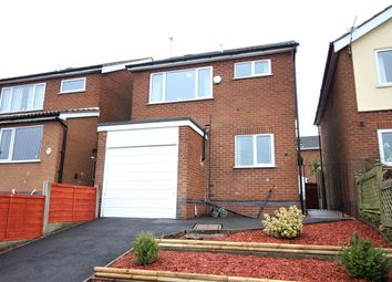 Thumbnail 3 bed detached house for sale in Roderick Avenue, Kirkby-In-Ashfield, Nottingham
