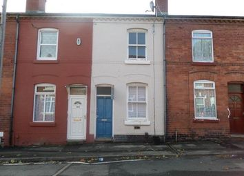 Thumbnail 2 bedroom terraced house to rent in Prince Street, Pleck, Walsall