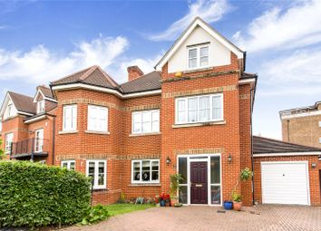 Thumbnail 5 bed detached house for sale in Goodhall Close, Stanmore, Middlesex