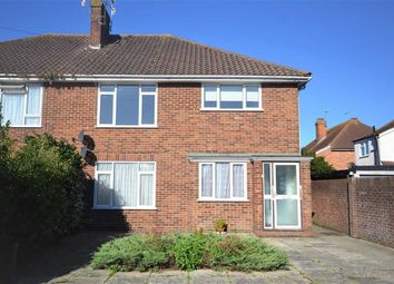 Thumbnail 2 bedroom flat for sale in Forest Road, Broadwater, Worthing, West Sussex