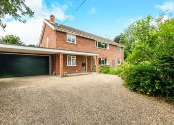 Thumbnail 4 bed detached house for sale in Cratfield, Halesworth, .