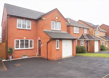 Thumbnail 4 bed detached house for sale in Staple Lodge Road, Birmingham
