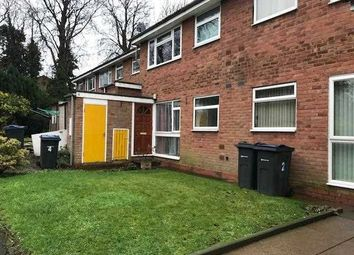 Thumbnail 1 bed maisonette to rent in Old Church Green, Yardley, Birmingham