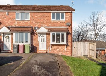 Thumbnail 2 bedroom semi-detached house for sale in Abbey Place, Renishaw, Sheffield