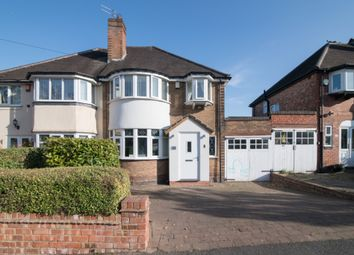 Thumbnail Semi-detached house for sale in Ollerton Road, Birmingham