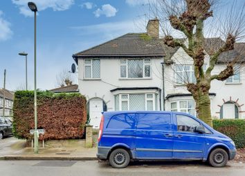 Thumbnail 3 bedroom end terrace house for sale in Avondale Road, Finchley