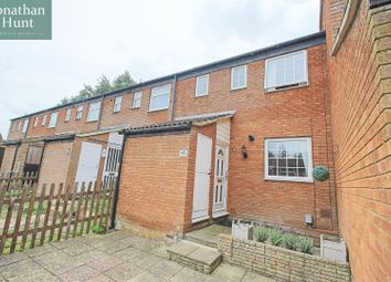 Thumbnail 2 bed terraced house for sale in Kimbolton Crescent, Stevenage