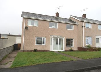 Thumbnail 3 bed end terrace house for sale in Coniston Avenue, Seascale, Cumbria