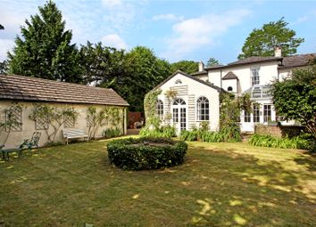 Thumbnail 4 bed semi-detached house for sale in Parsonage Road, Englefield Green, Egham, Surrey
