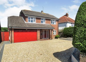 Thumbnail 4 bedroom detached house for sale in Dodwell Lane, Bursledon, Southampton
