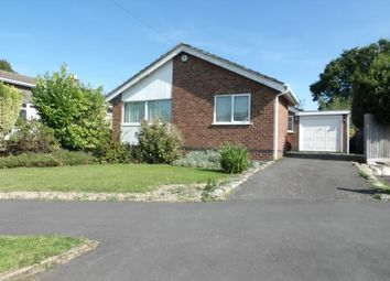 3 bed bungalow for sale in St. Davids Crescent, Coalville, Leicestershire LE67