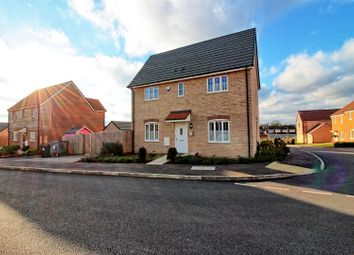 Thumbnail 3 bed semi-detached house for sale in Dray Gardens, Buntingford