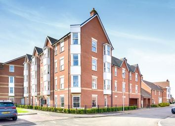Thumbnail 3 bed flat for sale in Fletton Dell, Woburn Sands, Milton Keynes