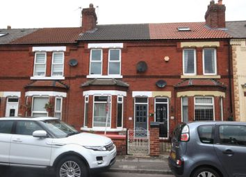 Thumbnail 2 bed terraced house to rent in Littlemoor Lane, Balby, Doncaster