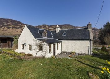 Thumbnail 4 bed detached house for sale in Upper Ardelve, Kyle, Highland