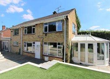 Thumbnail 4 bed detached house to rent in Millers Road, Tadley