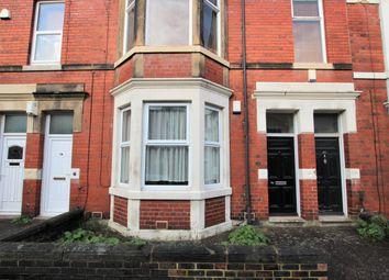 Thumbnail 3 bed flat to rent in Shortridge Terrace, Jesmond