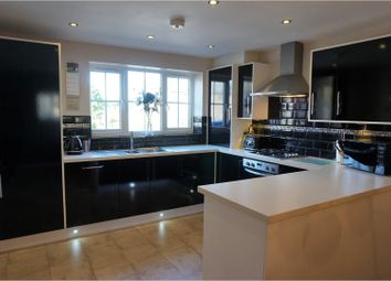 Thumbnail 4 bed semi-detached house for sale in Drysdale Way, Haworth