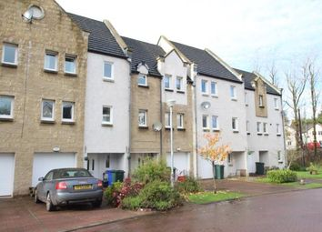 Thumbnail 4 bed terraced house for sale in Gilbert Sheddon Court, Stewarton, Kilmarnock, East Ayrshire
