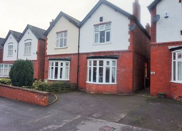 Thumbnail 3 bed semi-detached house for sale in Princes Avenue, Walsall