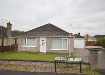 Thumbnail 2 bed bungalow for sale in Liverpool Drive, Skellingthorpe, Lincoln