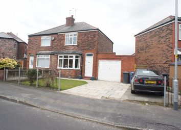 Thumbnail 2 bed semi-detached house for sale in Connaught Avenue, Warrington