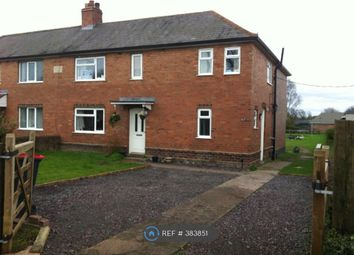 Thumbnail 4 bed semi-detached house to rent in Cliff Crescent, Ellerdine