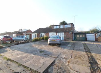 Thumbnail 3 bed semi-detached house for sale in Icknield Way, Luton