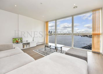 Thumbnail 1 bed flat for sale in Wyndham Apartment, River Gardens Walk, Greenwich